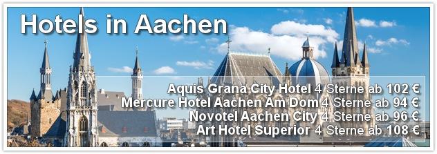 Aachen Hotel Suche mit Fotos Stadtplan Aachen Citysam